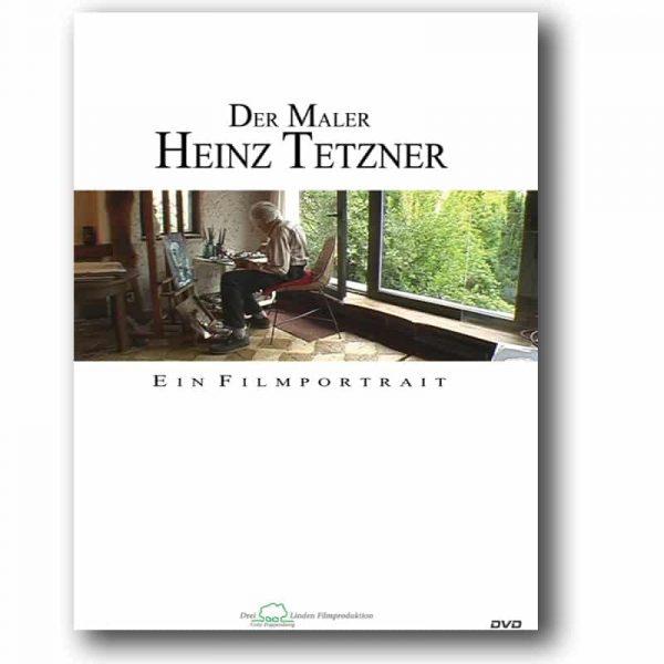 Der Maler Heiz Tetzner